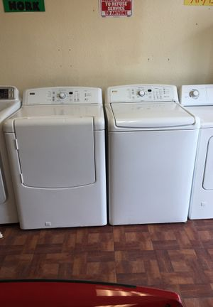 Kenmore oasis Washer & Gas Dryer for Sale in Houston, TX