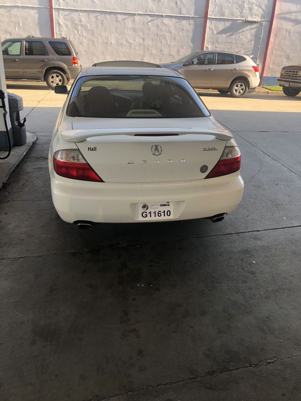 03 Acura Cl 2Dr