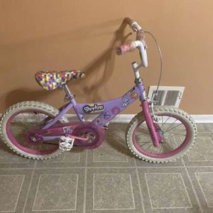 "Shopkins Dynacraft 16"" Bicycle for Sale in Utica, MI"