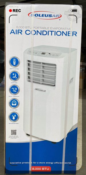 Brand new 8000BTU portable Air conditioner & AC for Sale in Alhambra, CA