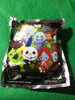 Nightmare before Christmas collectible key ring for Sale in El Cajon, CA
