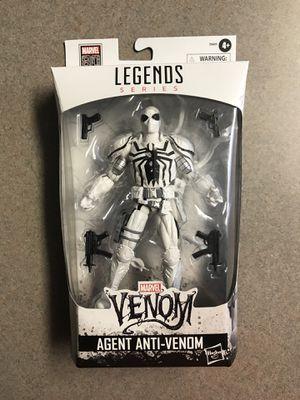 Agent Anti-Venom Marvel Legends Figure 80 Years *MINT SEALED* for Sale in Highland Village, TX