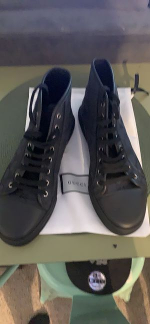 Men's Gucci Sneakers US 9 for Sale in Buffalo, NY