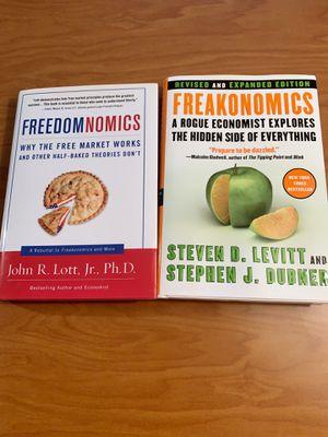 Freedomnomics and Freakonomics for Sale in Columbia, MO