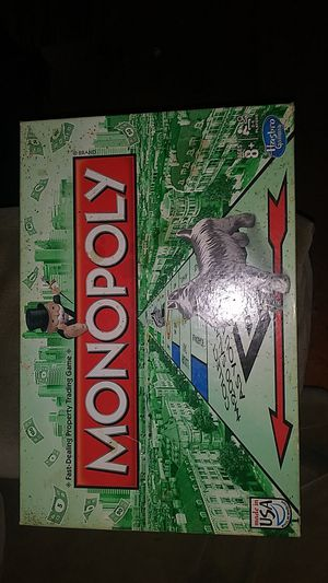 monoply board game for Sale in Wichita, KS
