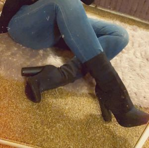 Black boots for Sale in Norwalk, CA