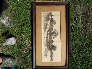 Signed lithograph art from early 1900s. for Sale in Dandridge, TN