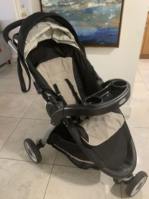 Stroller and car seat graco very good conditions for Sale in Miami, FL