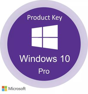 Windows 10 Pro key 32/64 bit (lifetime) for Sale in Hartford, CT