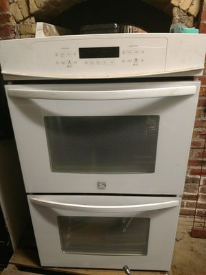 Kenmore double oven new never used for Sale in Tacoma, WA