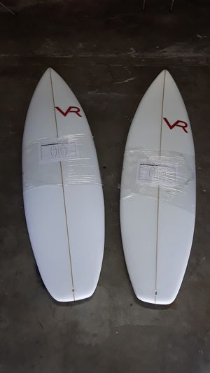 "6'2"" and 6'3"" VR Surfboards for Sale in Santa Monica, CA"