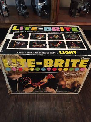 Vintage 1960's Lite Brite for Sale in Las Vegas, NV