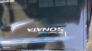 Hyundai Sonata 2009 for parts for Sale in South San Francisco, CA