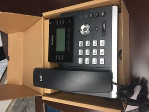 Yealink SIP-T41P 6-line IP phone for Sale in Miami, FL