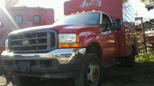 2001 Ford F450; 7.3L Turbo Diesel; Utility Bed 11ft enclosure for Sale in Chula Vista, CA
