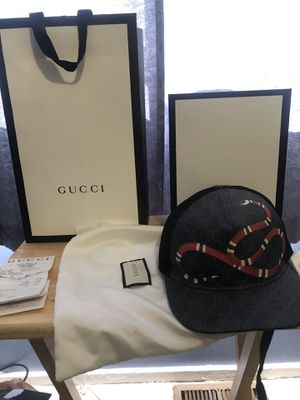 100% authentic Gucci hat for Sale in Wayne, MI