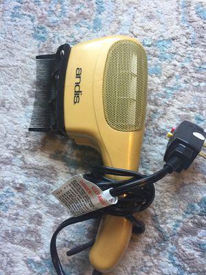 Andis hair dryer/straightener for Sale in Sunnyvale, TX