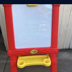 Kids Chalk Board for Sale in Montclair, CA