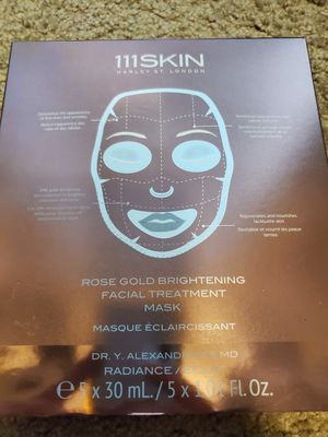 111 skin mask for Sale in Fort Worth, TX
