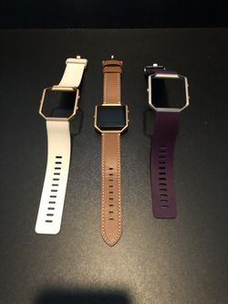 Fitbit Blaze w Extra Bands for Sale in Cape Coral,  FL