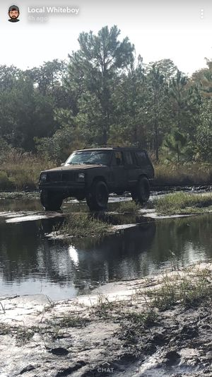 94 xj Jeep Cherokee for Sale in Port Richey, FL