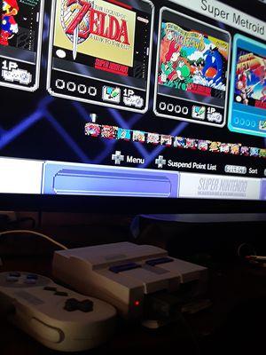 Super Nintendo mini for Sale in Falls Church, VA