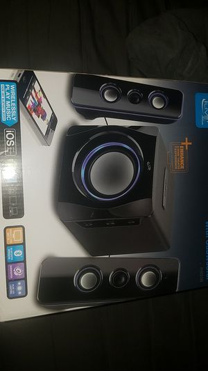 Bluetooth speaker system for Sale in Vancouver, WA