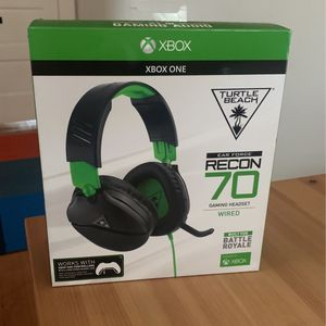 Xbox One Turtle Beach Headset for Sale in Portland, OR