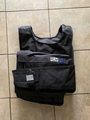 Weighted vest 40 pounds (new) for Sale in Fort Lauderdale, FL