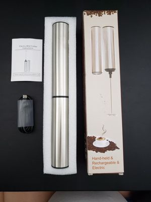 Handheld Electric Rechargable Milk Frother for Sale in Union City, CA