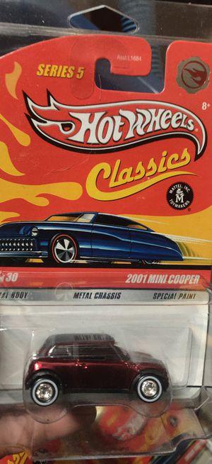 Hot wheels classics 2001 mini Cooper( chase ) for Sale in ESCONDIDO, CA