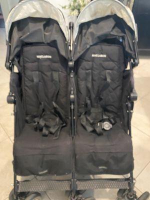 Mclaren double stroller for Sale in Fort Lauderdale, FL
