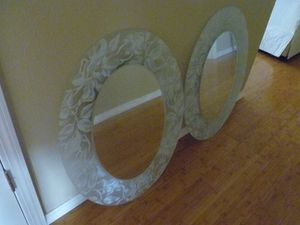 Decorative Oval Mirror for Sale in Tigard, OR