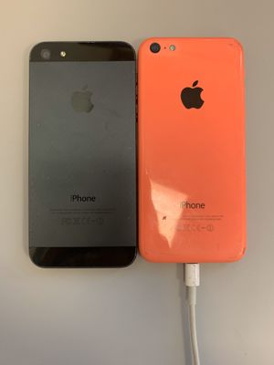 iPhone 5 and 5C for Sale in Oceanside, CA