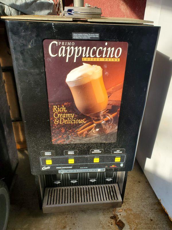 Cappuccino Machine $95 obo