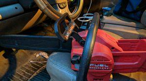Milwaukee chainsaw for Sale in Tacoma, WA
