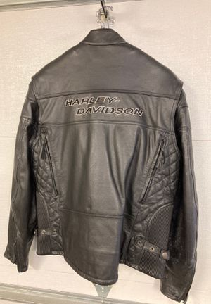 Harley Davidson Leather jacket with zip out lining for Sale in Milwaukee, WI
