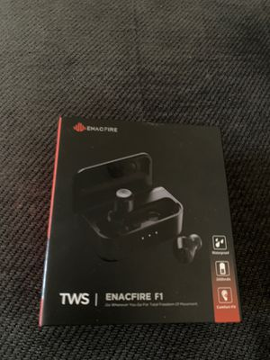 Enacfire F1 wireless headphones for Sale in Las Vegas, NV