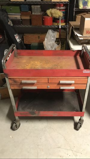 Roll around tool cart for Sale in Gulfport, MS
