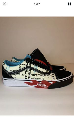 Vans size 7.5 for Sale in Pasadena, CA