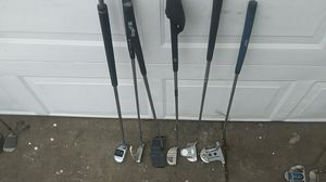 Assorted putters $10 each for Sale in Minneapolis, MN