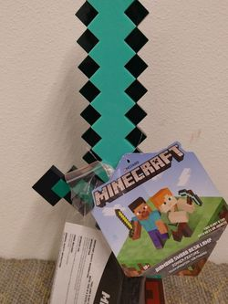 Minecraft Night Light LED New Sword for Sale in Fontana,  CA