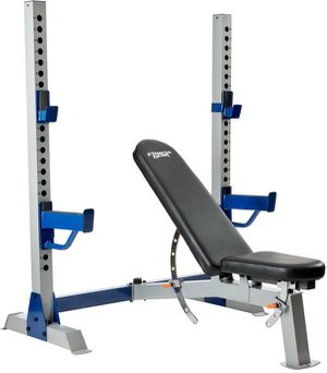 Fitness gear Olympic weight bench for Sale in Rehoboth, MA