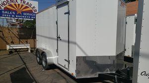 7x14 enclosed cargo trailer for Sale in Phoenix, AZ