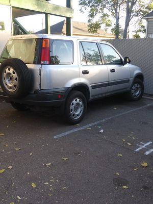Crv honda 1998 for Sale in Stockton, CA
