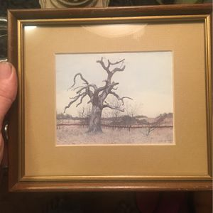"""Toward The East"" by Ronald Thomason Signed for Sale in Arlington, TX"