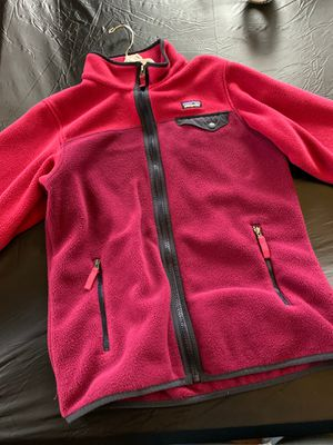 Patagonia fleece jacket for Sale in Reno, NV