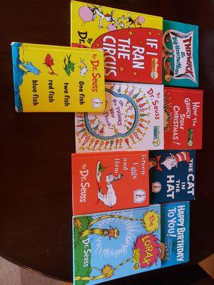 Dr. Seuss books for Sale in Virginia Beach, VA