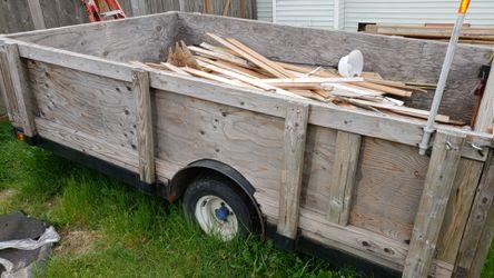 Utility trailer for Sale in Everett,  WA