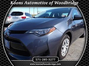 2017 Toyota Corolla for Sale in Woodbridge, VA